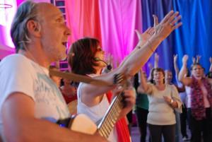 Heilsames Singen mit Bernhard und Maria Schöpfer