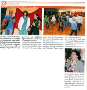 im MeinMonat Mai 2014