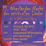 11 Oberlaender Nacht